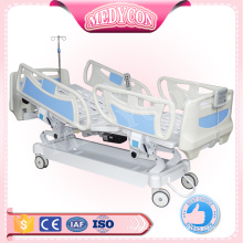 Five function electric icu bed with scale