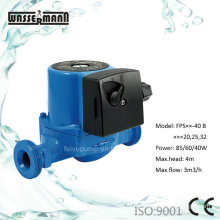 Cast Iron Electric Pressure Circulating Pump with Threaded Ports