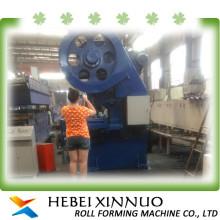 Hebei xinnuo Scaffold Walk Board chapa de metal pedal máquina cizalla