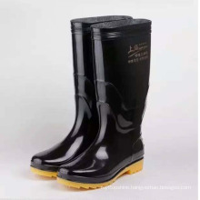Men Industrial Waterproof PVC Footwear Work Safety Rain Boots