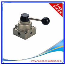 4 way pneumatic check valve HV200-02