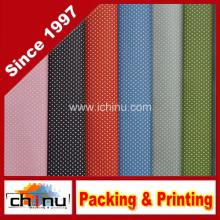 Papel de embalaje personalizado del color del OEM (4129)