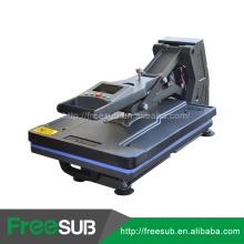 SUNMETA freesub calor automático imprensa máquina, t-shirt calor imprensa ST-4050A com hidráulico