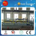 Steel Mineral Wool or EPS or Glasswool Sandwich Panel Line