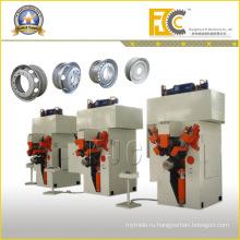 Гидравлическая электрическая машина для производства колесных дисков