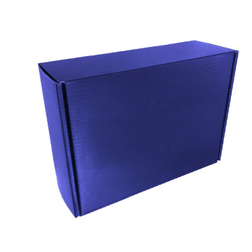 Custom Printed Corrugated Paper Box