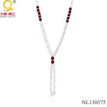 Пресноводных жемчужное ожерелье, сделанные в Китае производителя