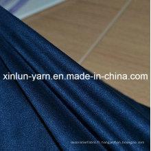 Tissu d'emballage d'adoucissant de haute catégorie pour la veste de vêtement