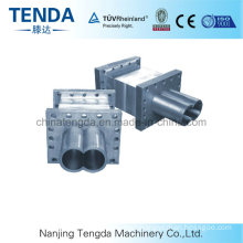 PP Twin Screw Extruder Barrel for Plastic Industry
