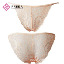 20 Years manufacturer for Women Thongs ladies fashion lacy thong panty set export to United States Manufacturers