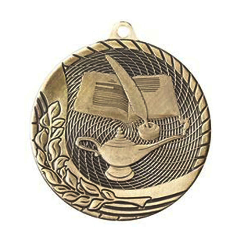 Express Medals Lamp Of Knowledge Medals
