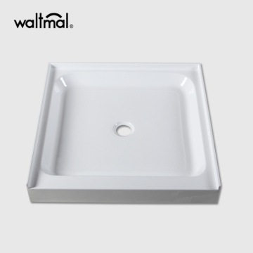 Base de receveur de douche carré de 42 pouces