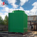 Rectangle frp cooling tower system shell for water treatment