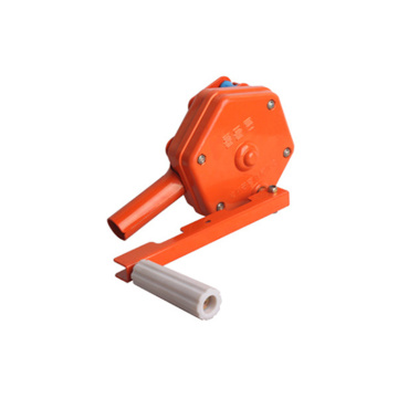 Manual Sidewall Roll Up Winches