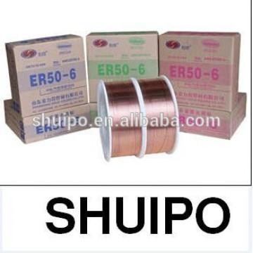Fio de Solda MIG ER70S-6 ER50S-6 0.8 0.9 1.0 1.2 4.0 mm fio de solda