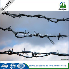 12 Gauge Electric Galvanized Barbed Wire