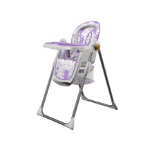 Chaise haute bébé / chaise haute qualité avec norme européenne