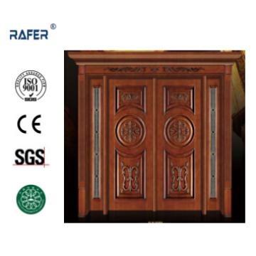 Виллар твердая деревянная дверь/деревянная дверь большой/большой Виллар двери (РА-N051)