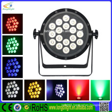 Cheaper18X10w 5IN1 rgbwa LED DMX STAGE PARTY Wash led uplights , dj light
