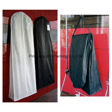 PP Non-Woven Garment Bag Suit Bag with Side Gusset