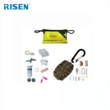 Best Sellers Survival Emergency First Aid Kit Pouch for Camping Hiking Fishing