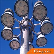 32m neue hohe Mast-Beleuchtung der Ankunfts-400W LED mit der anhebenden und absenkenden Vorrichtung