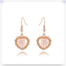 Crystal Jewelry Accessoires de mode Boucles d'oreilles en alliage (AE359)