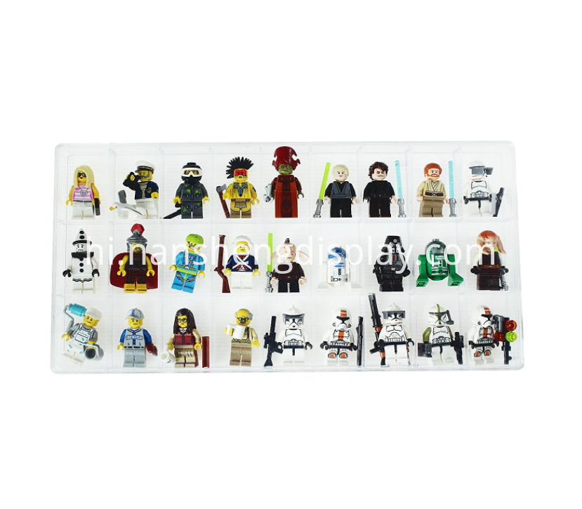 Minifigures Organizer Box
