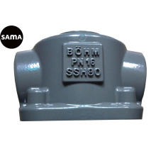 Aluminum Casting for Valve Part with Machining and Painting