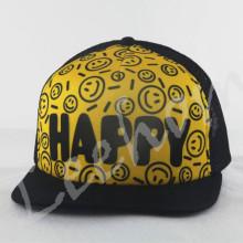 Сублимационная бейсбольная кепка Snapback Print