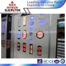 Indicador de elevador com diferentes luzes / matriz pontilhada