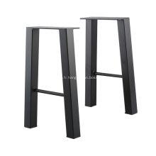 Pieds de table basse de Black Industry Iron Bench