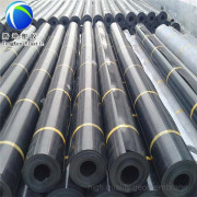 construction waterproofing plastic sheets 1mm hdpe geomembrane