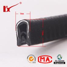 U Shape Waterstop PVC Seal Strip for Doors and Window