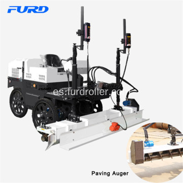 Láser Power Screed Machine para pisos de concreto