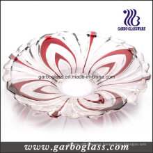 372mm Glass Candy Plate for Decoration