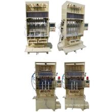 Máquina de llenado de gel (taza cuantitativa doble)