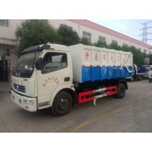 Dongfeng 6Ton tipper waste truck