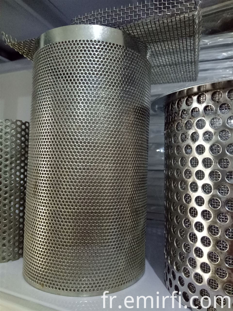stainless steel etched mesh