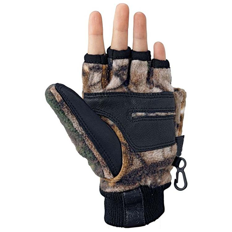 Kids Big Game Fleece Mitten