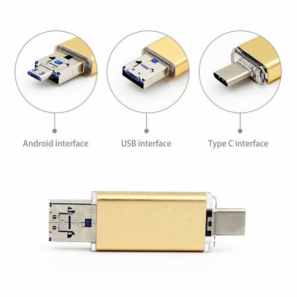 Type C 3.1 Flash Drive