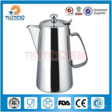 2014 novo produto Promoção de alta qualidade em aço inoxidável chaleira de café. Jarro de água