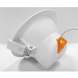 Microonda Motion 10W LED Downlight con sensor incorporado