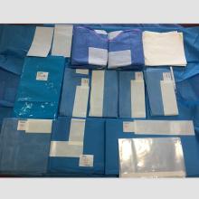 Einweg-OP-Kleid für sterile chirurgische orthopädische Packungen