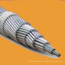 Conducteur AAC / conducteur d'aluminium