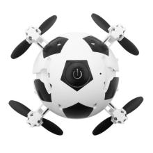 HOSHI 2018 BY-2 World Cup Football drone RC Helicopter Foldable 3D Flips One Key Take Off/Landing Headless Mode Quadcopter