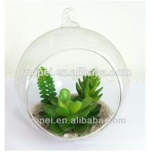 Chine nouveau design mini plantes artificielles succulentes pour la décoration
