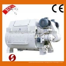 Sicoma technology MS500 twin-shaft concrete mixer