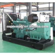 Первоначальная мощность генератора Doosan от 50 кВт до 600 кВт