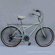 "Buena calidad Bike 26 ""Beach Cruiser Bicycle"